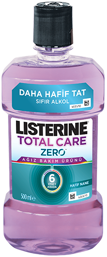 TOTAL CARE ZERO<sup>TM</sup>
