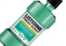 LISTERINE<sup>®</sup> FRESH BURST